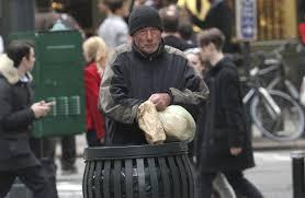 Ричард Гир и мусорный бак