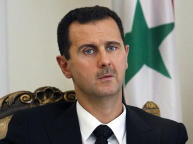 Путин заявил об ошибках Асада