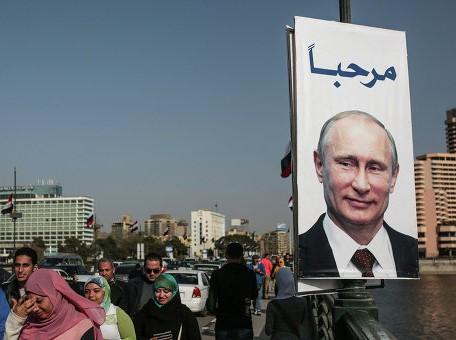 Россия пошла навстречу Египту