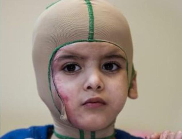 Роналду возьмет под крыло палестинского мальчика-сироту