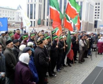 Националистов в Татарстане ждут тяжелые времена