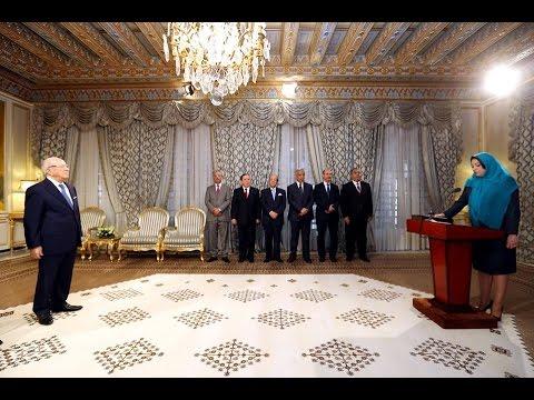 Министр культуры Туниса шокировала своим укороченным хиджабом (ВИДЕО)