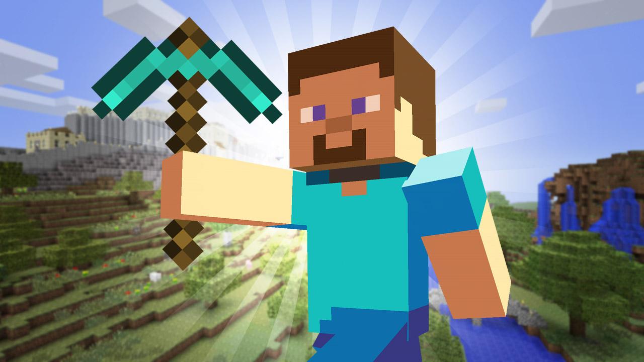 Удивительный мир популярной игры «Minecraft»