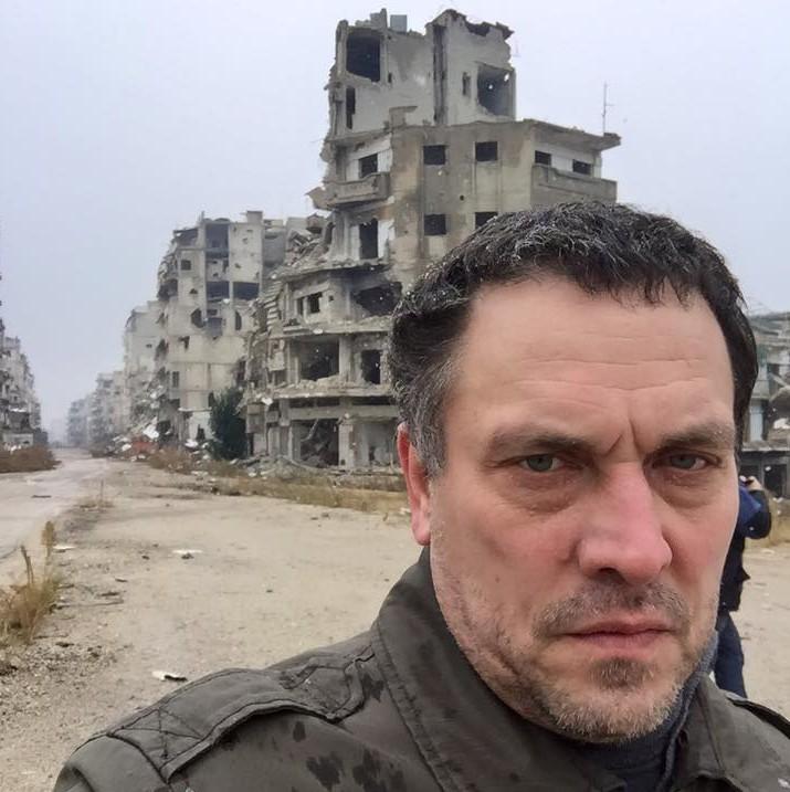 Что увидел Шевченко  в Сирии?