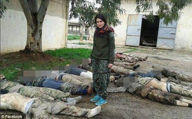 Международная коалиция отчиталась по убитым игиловцам