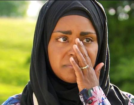 Звездную мусульманку затроллили исламофобы