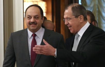 Главы МИД России и Катара отменили визы