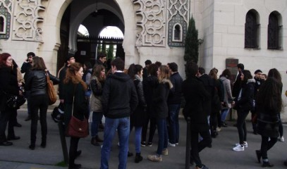 Во Франции прошли дни открытых мечетей
