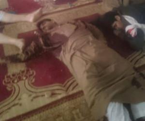 В Саудовской Аравии террористы напали на мечеть