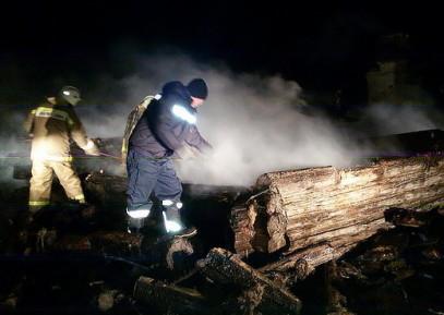 Алкоголь и огонь: в Татарстане заживо сгорела многодетная семья
