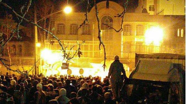 Иран передумал называть улицу именем казненного за экстремизм аятоллы