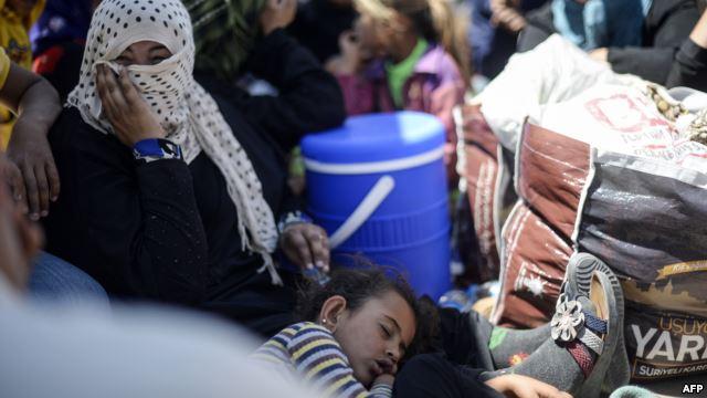 Какие страны реально помогают беженцам