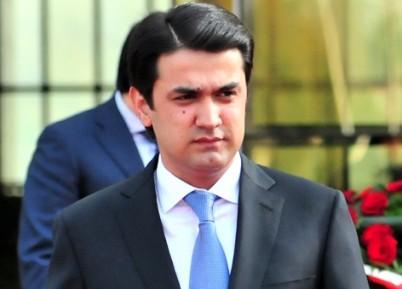 В адрес сына президента Таджикистана прозвучало серьезное обвинение