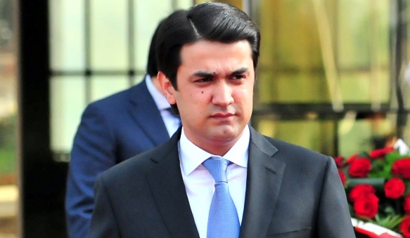 Сын президента Таджикистана