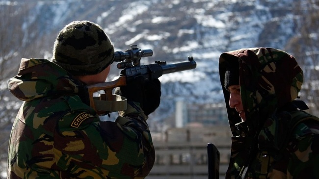 Дагестанских боевиков обезглавили