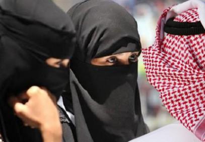 Любовь по-саудовски: две жены подарили мужу третью