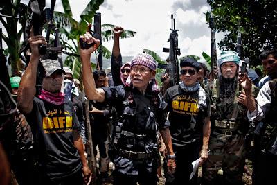 Боевики на Филиппинах