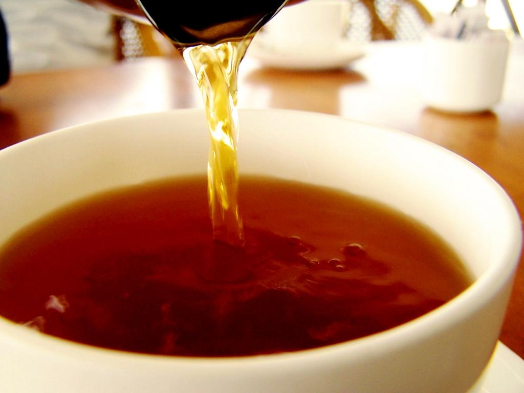 Черный чай: целебные и тонизирующие свойства