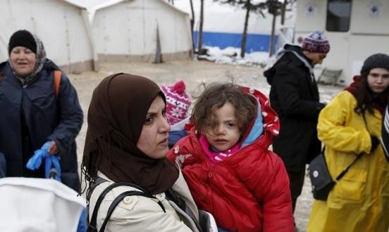Беженки из Ирака и Сирии подвергаются сексуальному насилию в Европе – Amnesty International