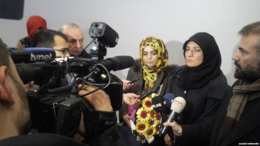 Турецкие адвокаты вернулись из Душанбе в Стамбул