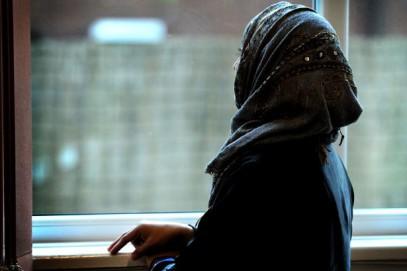 Посещение банка обернулось для мусульманки кошмаром
