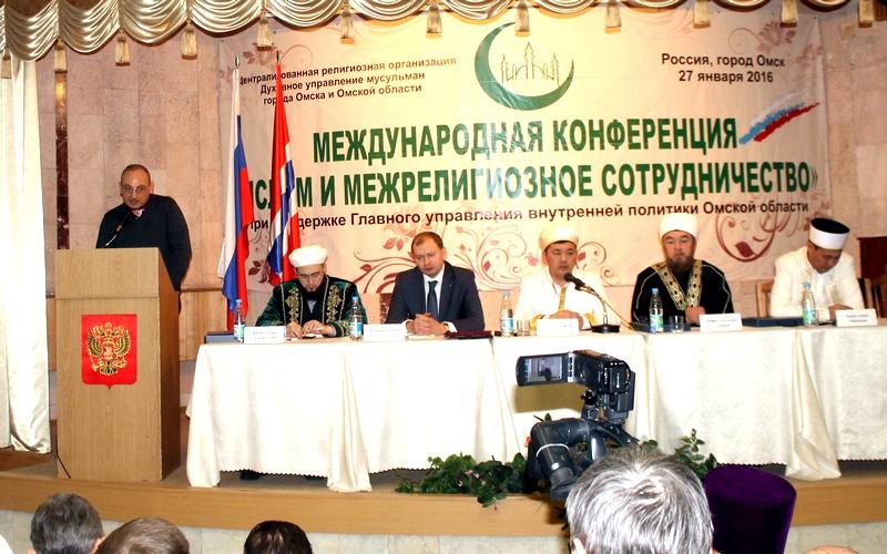 Михайлов: «СМИ недооценили конференцию в Омске»