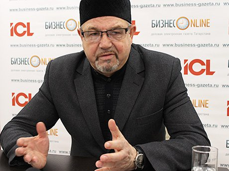 Рафик Мухаметшин: Ни один российский вуз не способен на должном уровне подготовить исламских богословов