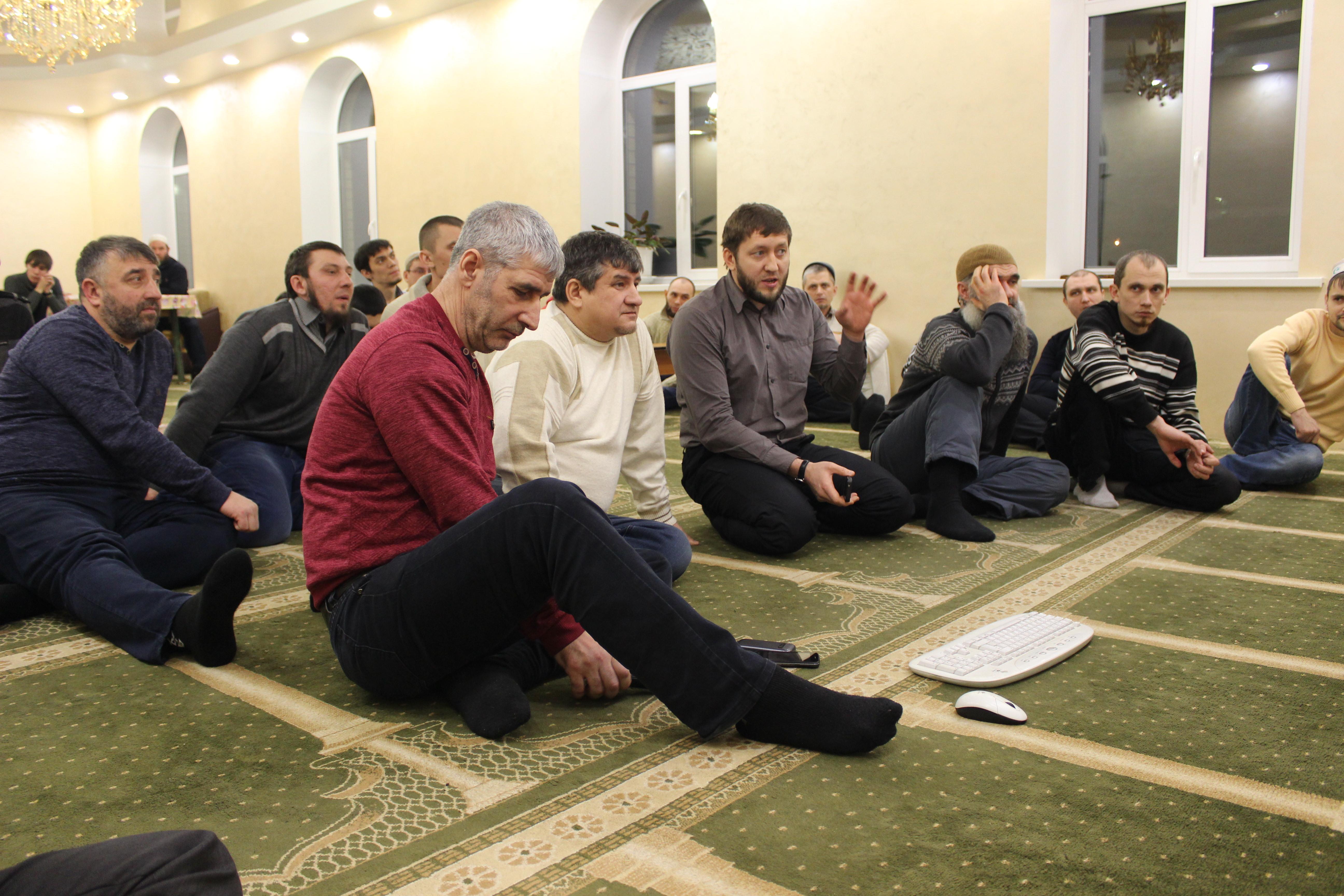 Мусульмане Ульяновска осваивают современные технологии