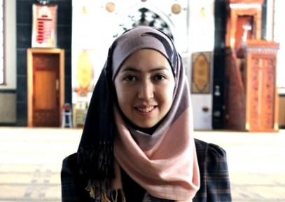 Мусульманка исполнила «Аве Мария» в храме Святой Троицы (ВИДЕО)