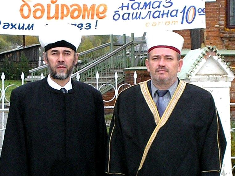 Муфтий Тюмени устал нести и духовную и административную службу