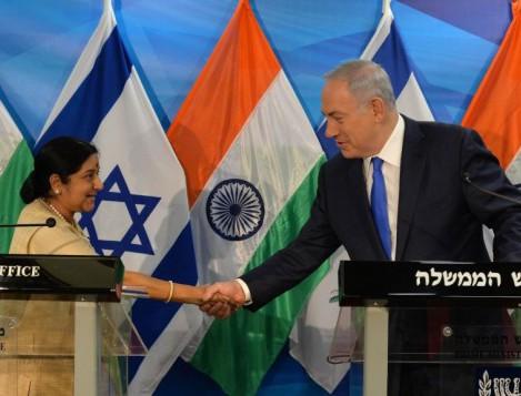 Индия отвела Израилю особое место
