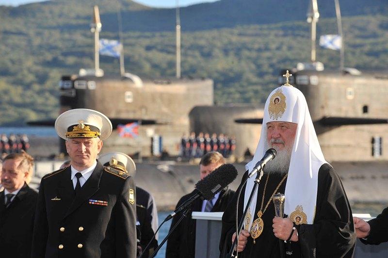 Патриарх: Действия России в Сирии соответствуют Евангелию