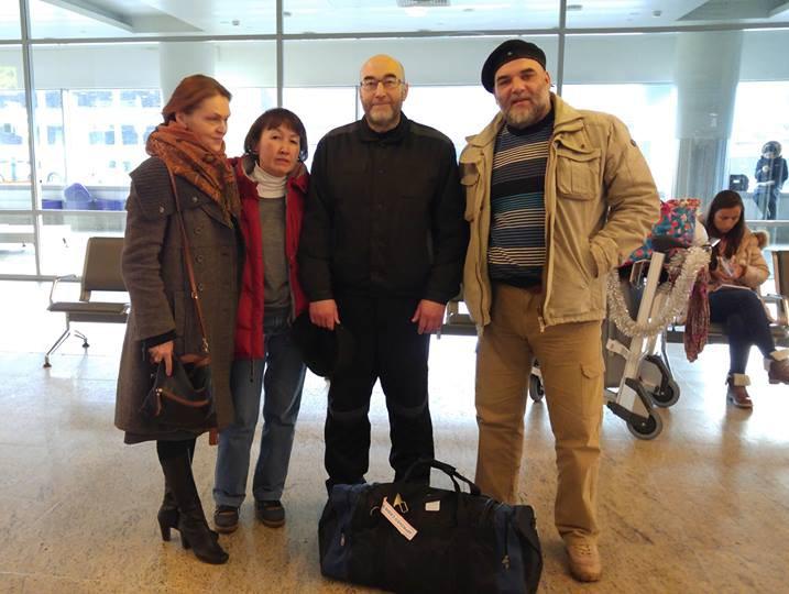 Фанис Шайхутдинов вышел на свободу