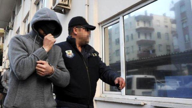 Задержанный россиянин в Анталье
