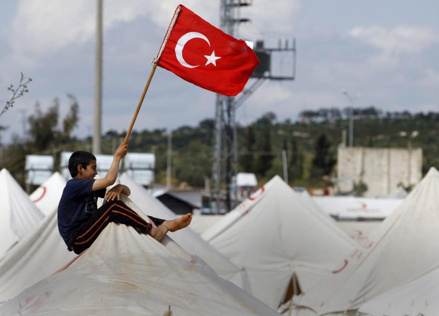 Турция идет на невиданные меры в отношении сирийских беженцев