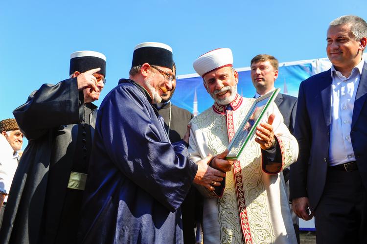 Муфтият Крыма возводит редут против сектантов