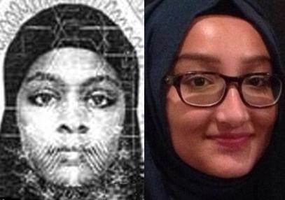 15-летние школьницы стали «черными вдовами» ИГИЛ