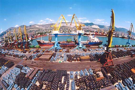 В российские порты входят арабские миллиарды