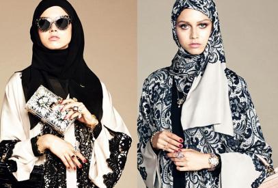 Dolce & Gabbana потряс новой коллекцией хиджабов (ФОТО)