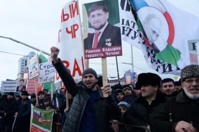 Участники митинга в Грозном сделали громкие заявления