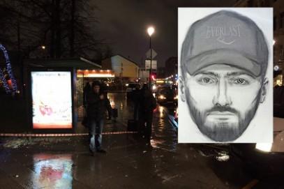 СМИ сообщили о задержании хулигана, взорвавшего остановку в Москве
