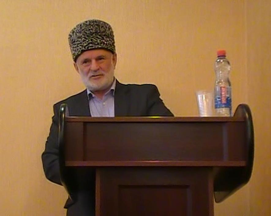 Муфтий Северной Осетии заявил о готовящемся на него покушении