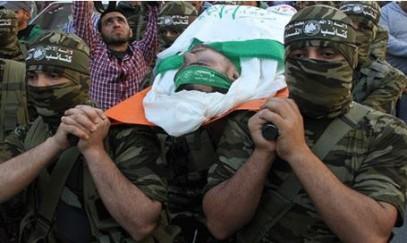 ЧП унесло жизни бойцов палестинского сопротивления