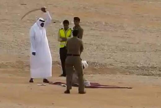 Десять любопытных фактов о смертной казни в Саудовской Аравии
