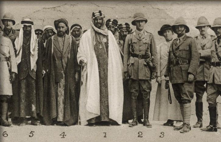Зачем Британская империя создавала Саудовскую Аравию и Израиль?