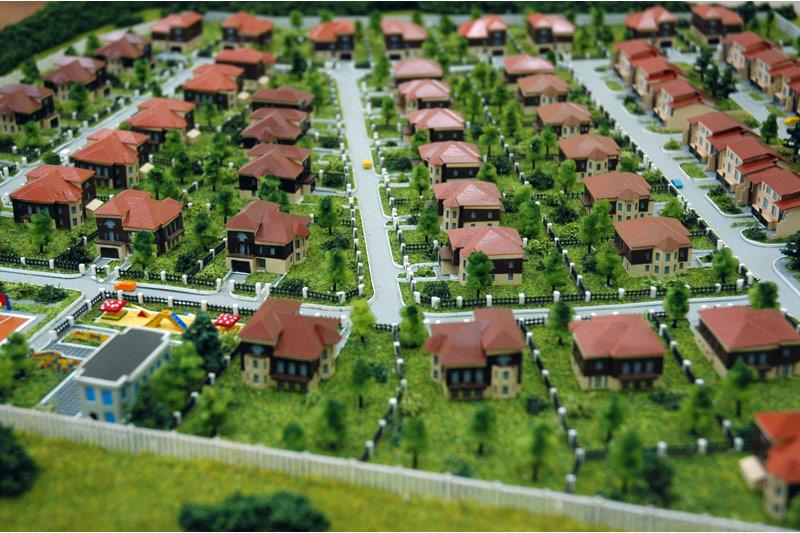 Коттеджные поселки в сша недвижимость в австрии цены недорого