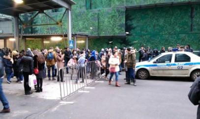 Из трех торговых центров Москвы и Подмосковья эвакуировали людей