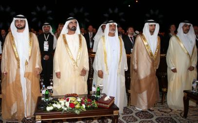 Семь богатейших шейхов в мире