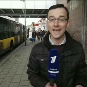 Прокуратура Германии обвинила российское телевидение в клевете на мигрантов