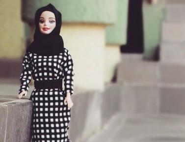 Инстаграм «Барби в хиджабе» набирает популярность